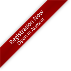Registration now open in Aurora